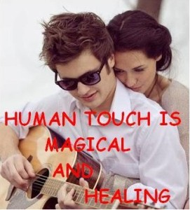 Human Touch Is Magical